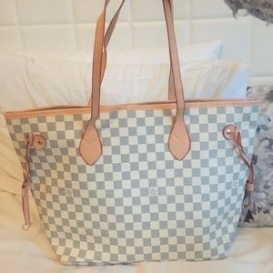 Ladies totes neverfull handbag